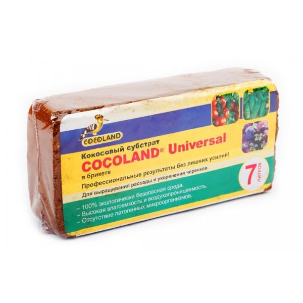 Кокосовый субстрат Cocoland 7л